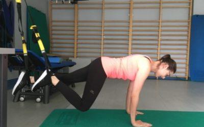 Ćwiczenia z pasami TRX
