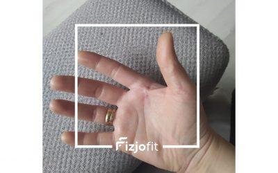 Efekty gojenia blizny po rehabilitacji