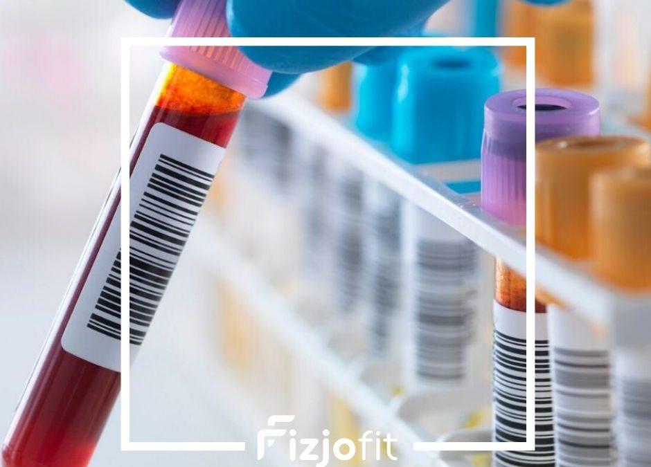 Czy warto regularnie badać krew?  Co wnoszą wyniki badań krwi w kontekście pracy fizjoterapeuty?