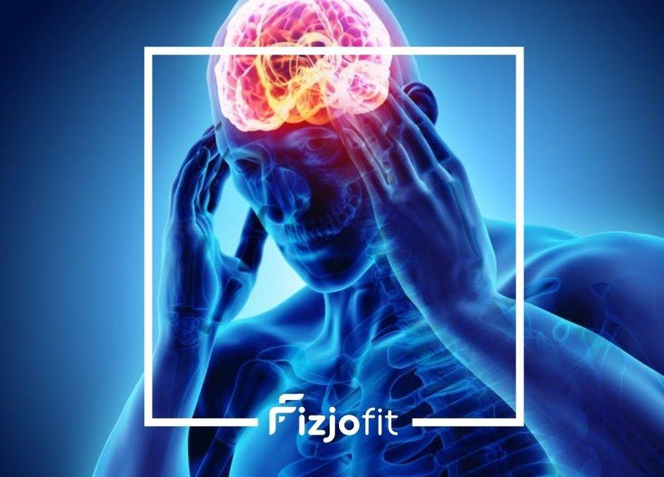 Bóle głowy w codziennej pracy fizjoterapeuty