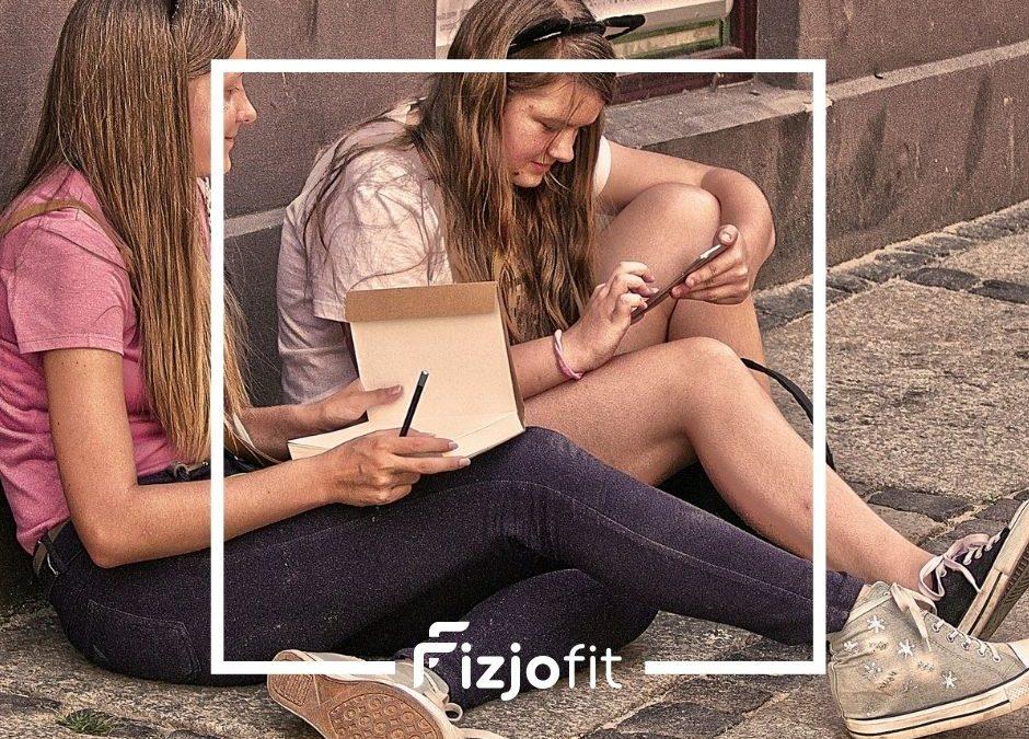 Szyja smartfonowa jako coraz częstsze zjawisko w gabinecie fizjoterapeuty